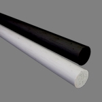 1.5mm GRP Rod - 1m Length