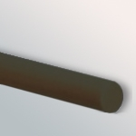 2.5mm GRP Rod - 1m Length
