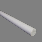 25.4mm GRP Rod - 1m Length