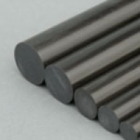 8mm Carbon Rod - 1m Length Epoxy