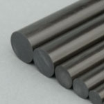 20mm Carbon Rod - 1m Length Vinylester