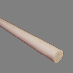 7mm GRP Rod - 2m Length - Vinylester - Natural Only