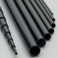 8mm (OD) x 6mm (ID) Carbon Tube - 1m Length