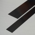 0.8mm x 8mm Carbon Strip - 1m Length
