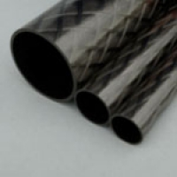 16mm (OD) x 13mm (ID) Carbon Tube - 1m Length - Epoxy