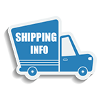 shipping information for Carbon Fibre Profiles